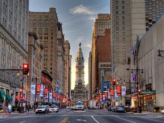 Split Level Philadelphia Beauty