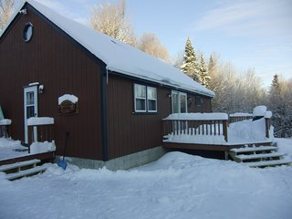 Pittsburg NH - Trailside - New Lodge  8 New Beds - Direct Sled-ATV Trail Access