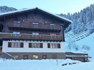 Alpenliebe Montafon - Ferienwohnung für 2-8 Personen im Silbertal an der Piste