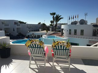 Las Terrazzas a haven in the sun situated in the old part in Puerto Del Carmen