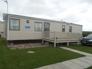 ABI BEACHCOMBER  gold  rating, Towyn