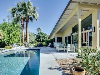 Scott`s Palm Springs Mid Century Modern Home