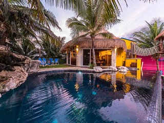 The Rock House, Akumal