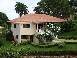 Magnifique villa à louer, Sosua