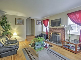 NEW! Cozy 5BR Silver Springs House - Near D.C.!