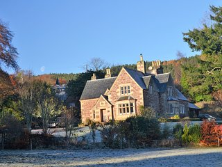 The Lodge, Nutwood House, Strathpeffer