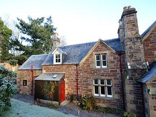 The Lodge, Nutwood House.