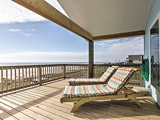 NEW! 3BR Gilchrist House w/ Panoramic Ocean Views!