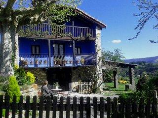 Casa de Montaña del Siglo XVII,Vizcaya/Pais Vasco.