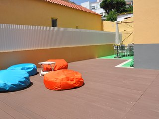 Carte Blanche apartments - Cardal terrasse
