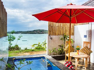 Sea Side VILLA DOUBLE BEDROOM, Nusa Lembongan