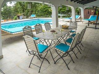 6 bedroom villa with pool, tennis court, sauna..., Umag