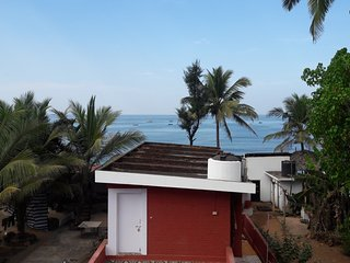 Amazing guest house few steps from the beach, Anjuna