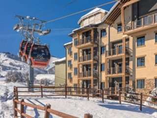 Westgate resort luxury ski in & out 2 Bdrm - Central Park City