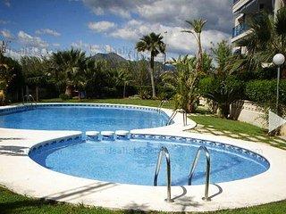 Xeraco Playa - Apartamento de 3 habitaciones a 150 m de la playa.