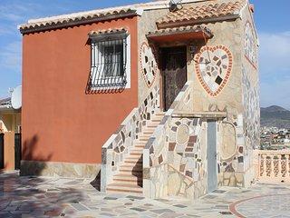 Benitachell villa met 3 slaapkamers