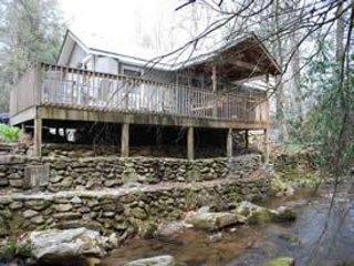 Stoney Fork (Creekside Cottage), Asheville