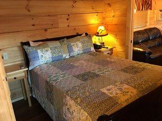 Big Queen bed!