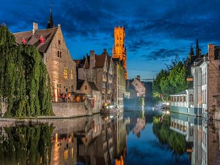 Charming 5* Boutique House - Historical city center of Bruges  - (180m²!)