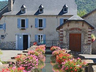 Le Gîte du Moulin à Arudy en vallée d'Ossau