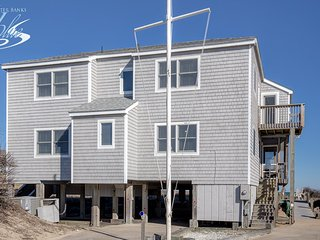 High Dune | Oceanfront | Dog Friendly