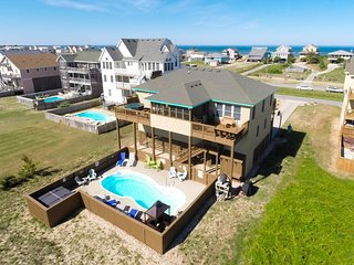 Sea Song II: 6 BR / 5 BA six bedroom house in Nags Head, Sleeps 16