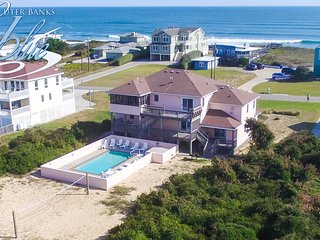 Mutual Fun | 445 ft from the beach | Private Pool, Hot Tub | Southern Shores
