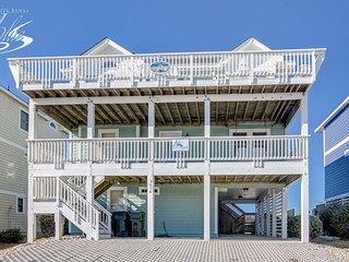 NH008-Double Dip Beach House, Nags Head