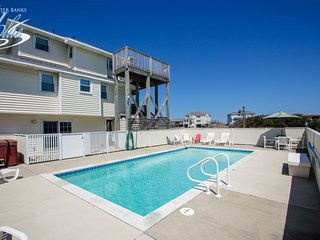 Relax N Joy | 325 ft from the beach | Dog Friendly, Private Pool, Hot Tub | Sout