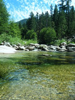 Merced River - A 5 minute walk from the cabin