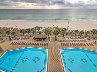 1BR Panama City Beach Condo w/Ocean Views!