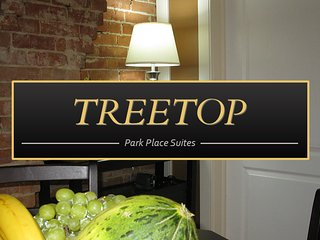 The Treetop Suite, Kingston