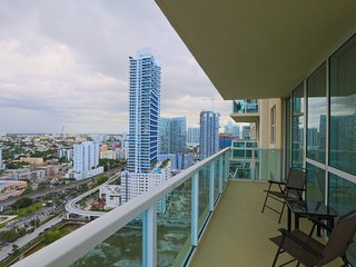 One Bedroom Apartment in Brickell
