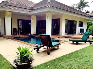 Baan Nampueng - Private holiday villa with swimming pool for 2 persons