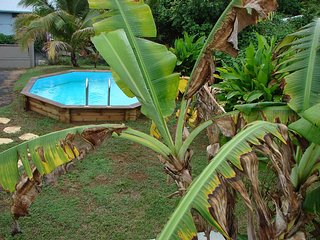 Nice villa with shared pool & Wifi