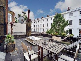 Ossington apartment in Westminster with privédakterras., London