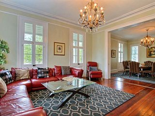 "Rest Well with Southern Belle Vacation Rentals at ""Forsyth Park Main"""