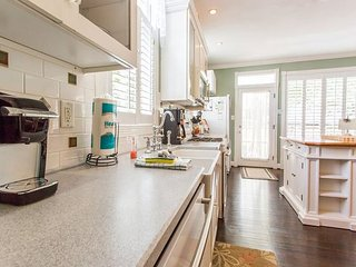 Comfortable Historic Home | Classy Style | Modern Amenities