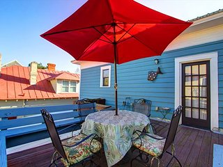 "Rest Well with Southern Belle Vacation Rentals at ""Loft on the Rox"""