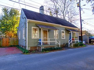 """Rest Well with Southern Belle Vacation Rentals at """"Coslick Cottage"""""""