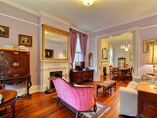 "Rest Well with Southern Belle Vacation Rentals at ""President Lincoln"""
