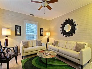 "Rest Well with Southern Belle Vacation Rentals at ""Forsyth Park Carriage"""