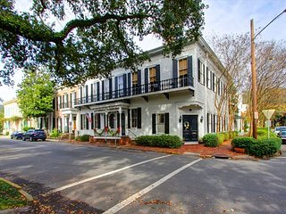 "Rest Well with Southern Belle Vacation Rentals at ""Washington Square Manor"""