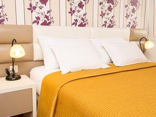 Apartments Sofija - Comfort Double Room with Balcony 3, Becici