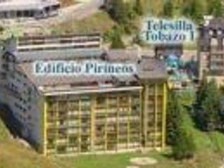 AMPLIO APTO.  CANDANCHU (Huesca) 8 personas, Candanchu