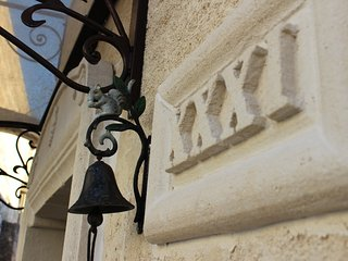 via chiesa XXXI entrata