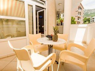 Apartments Sofija - Studio (2 Adults + 2 Children) 6A, Becici