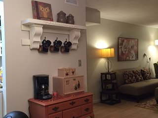 Cozy Condo Safe Central Location, Louisville
