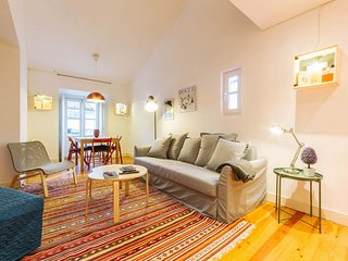 DUPLEX in city center! Chiado and Bairro Alto!