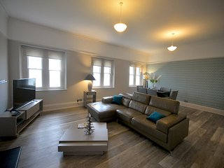 6 2 bed with stunning sea views sleeps 4-6, Plymouth
